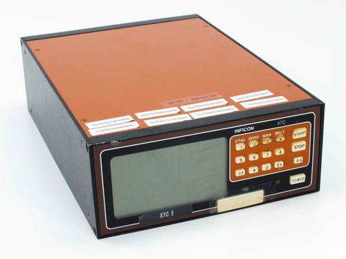 Inficon Leybold Heraeus XTC Deposition Controller  751-001-G2