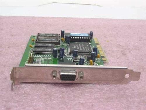 Diamond Stealth Video 2500 PCI w/Memory Slots filled (23030211-202)