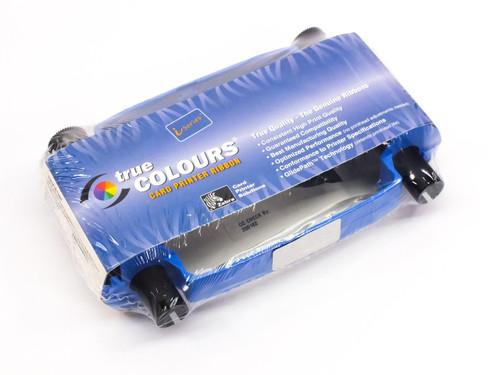 Zebra 800015-240  YMCKO-100 Color Cartridge True-Colors iSeries D5209