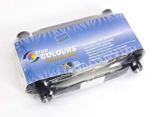 Zebra 800015-201  Black Ribbon Cartridge True-Colors iSeries Kr-500 D2309