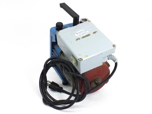 ATB Motor for Brandtech Rotary Vane Vacuum Pump -Missing Head/Screws 0.4HP 120V