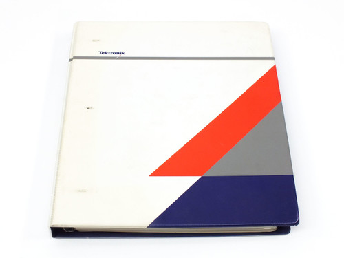 Tektronix TDS  Digitizing Oscilloscopes Programmer Manual