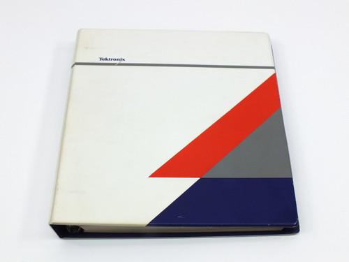 Tektronix TDS 684A/744  Digitizing Oscilloscopes User Manual