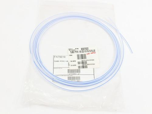 "Linx PTFE Tube 1/8"" OD x 1/16"" ID BLUE 6200 Ink Jet Printer Diagraph FA79019"