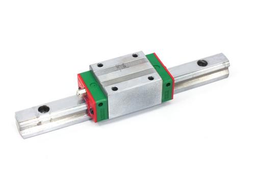 Hiwin HGH15CAH 74043-1  HG15 Series Linear Guideway / Slide 160mm Long