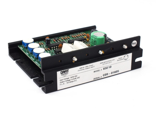 DART Low Voltage Drive 10A Continuous Current 480W 650000000000