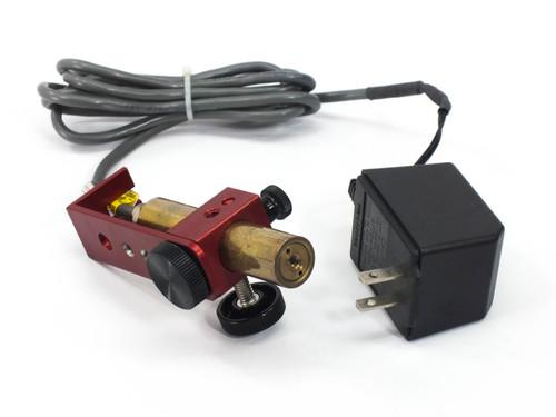 Laser Tools L58DC  Green Laser Alignment Module 0-24 VDC 50ma 0.75Diam w/ AP94