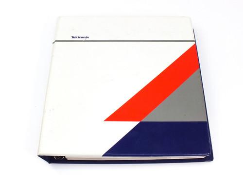 Tektronix TDS 520A/524A/540A/544A/644A  Digitizing Oscilloscope Programmer Manual