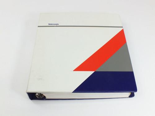 Tektronix 671-0058-XX  MPU Board Service Manual