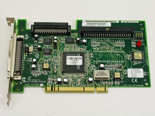 IBM Ultra Wide SCSI PCI Controller - AHA-2940U/IBM-2 60H7823