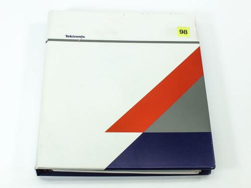Tektronix TDS 520A/524A/540A/544A Oscilloscope Service Manual 070-8713-02