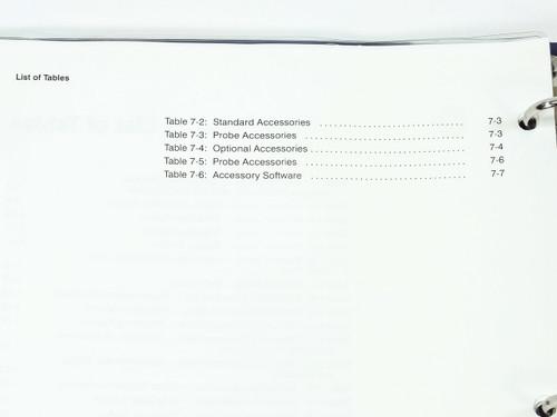 Tektronix 070-8713-02 TDS 520A/524A/540A/544A Oscilloscope