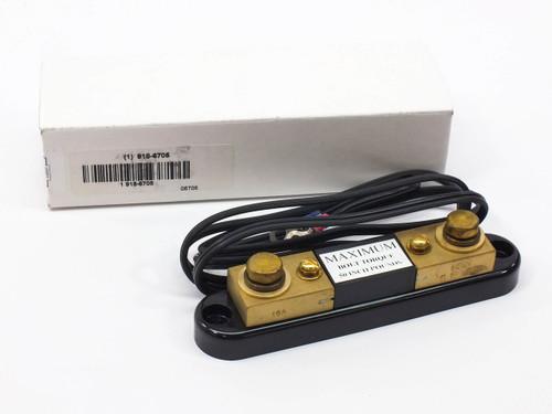 Simpson Electric 06705  Portable Shunt 15Amp 50mV 1 918-6705
