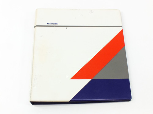 Tektronix VX4234  Digital Multimeter Module Operating Manual