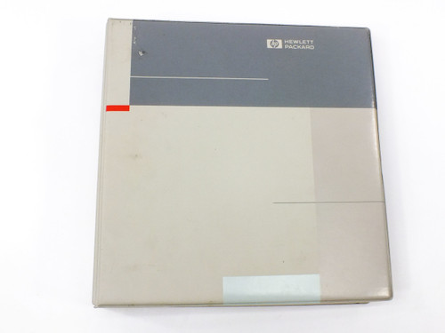 HP 8902A  Measuring Receiver Operation and Calibration Manual