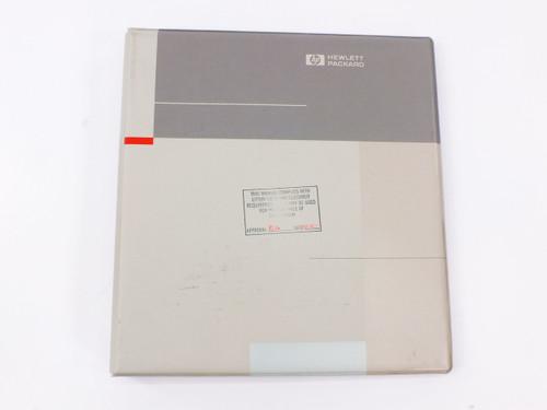 HP 54810A/54815A/54820A/54825A  Infinium Oscilloscopes Service Guide