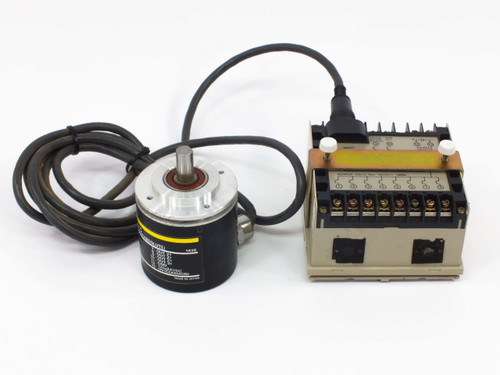 Omron H8PS-8A  Cam Positioner with E6F-AG5C-C Rotarty Encoder