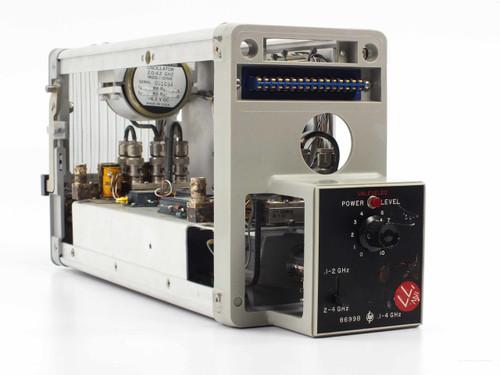 HP 8699B  Sweep Oscillator Plug-In 0.1 - 4.0 GHz