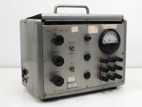 Carl Olsson 220V OLTRO LS7C Likriktare LS7C