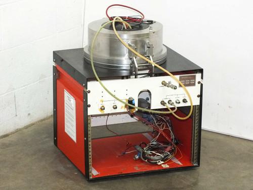 Technics Planar Etch II Cabinet Chassis w/ Chamber PE-II