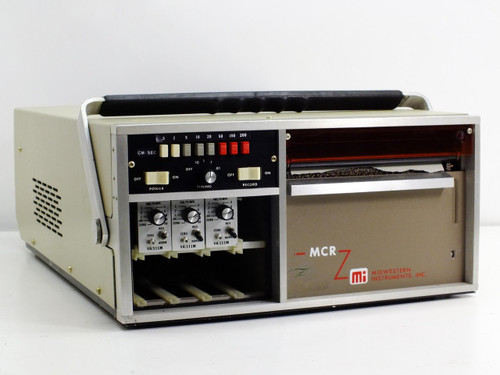 Midwestern Instruments Recorder MCR308BTD0X