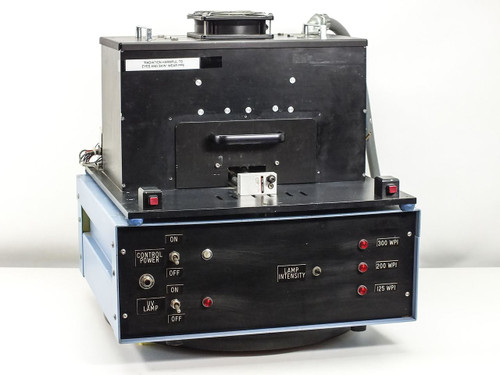American Ultraviolet Custom  1800W 300WPI UV Curing Lamp System with Power Supply