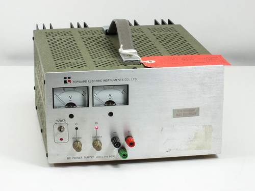Topward TPS-2000  DC Power Supply - AS-IS For Parts