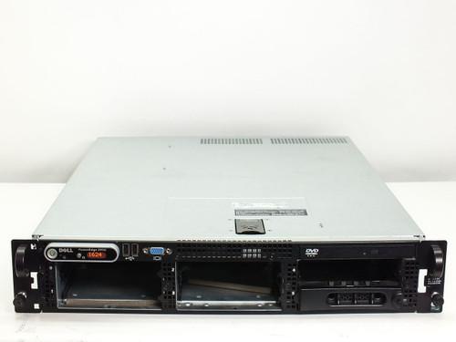 "Dell Poweredge 2950  Dual Core 2GHz 2U 19"" Rackmount Server 4GB Ram"