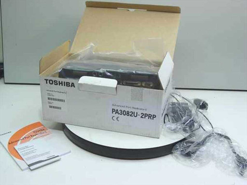 Toshiba Tecra 9000 Advanced Port Replicator II w/AC (PA3082U-2PRP)