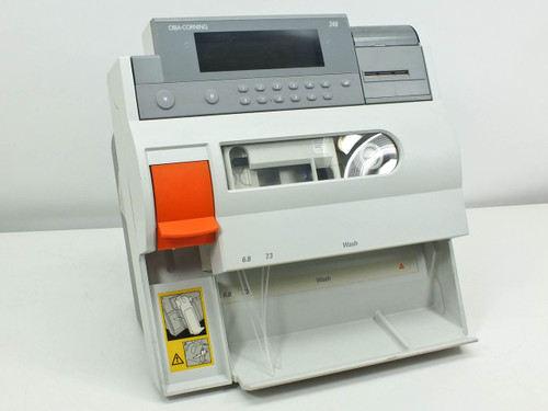 Ceba-Corning 248  pH/Blood Gas Analyzer 100/120/220/240VAC, 80VA, 50/60Hz