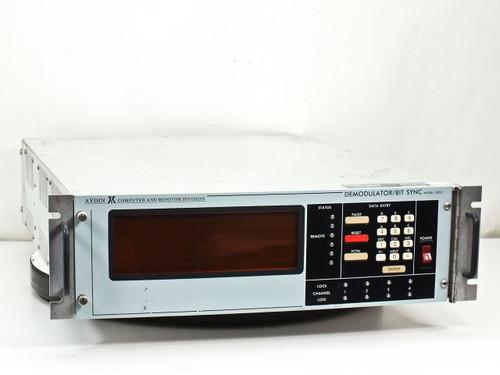 Aydin  Demodulator / Bit Sync P/N 356-0313-504 3053