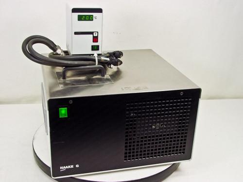 Haake Model G/D8  Refrigerated Bath Recirculator w/ Digital Thermostat - As Is