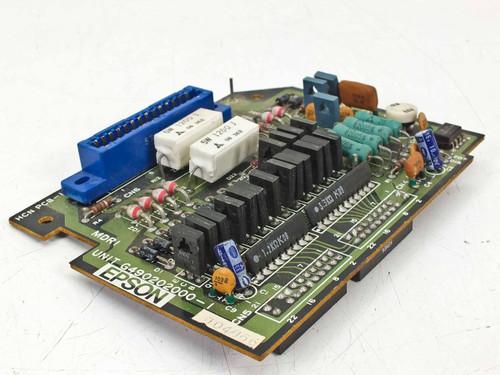 Epson Apple Printer Interface Card Unit G490202000  HCN PCB-147F