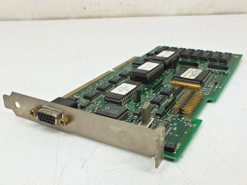 Cardinal Technologies VGA732A   16 Bit ISA Video Card 020-0213-502-R01 170-0091-001R03