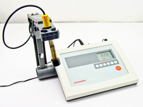Corning 440  PH Meter with 3 in 1 Combo Electrode Cat No. 476436