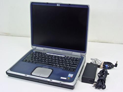 HP Pavilion ZE5375US  Intel P4 2.4 GHz 512MB 40GB Laptop for Parts