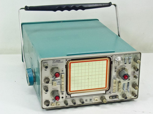 Tektronix 465  Oscilloscope - As Is For Parts or Repair