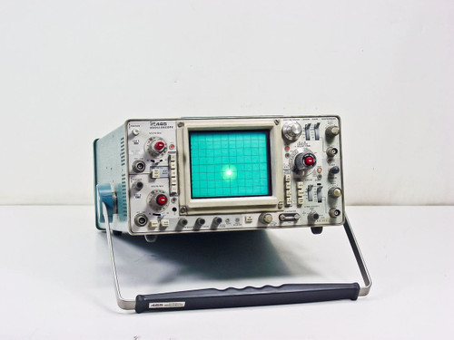 Tektronix 465  Oscilloscope - Damaged