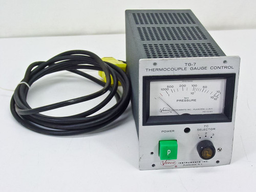 Veeco Thermocoiple Gauge Control TG7