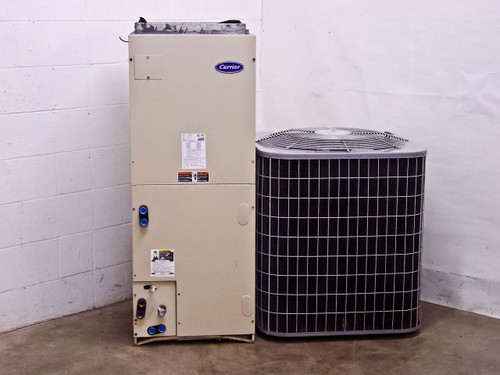 Carrier HVAC Carrier Electric Unit and AC Condenser - AS-IS FB4ANF060