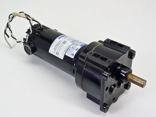 minarik 507 01 106 reversible dc gearmotor 1 8 hp 170 rpm