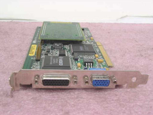 Matrox Matrox Millenium 4MB PCI Video Card with additiona (MGA-MIL/4N)
