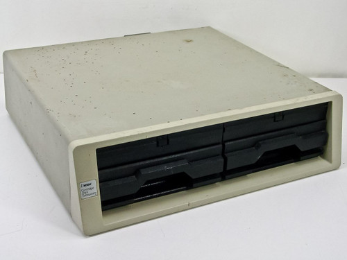 "Iomega Bernoulli Box Dual 8.25"" Disk Drive Alpha-10 -AS-IS (CDS-PC/20)"