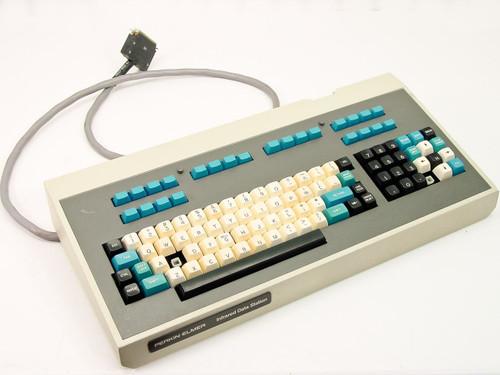 Perkin-Elmer 55000-0147  Infrared Data Station Termal Keyboard Specialized for Spectrometer