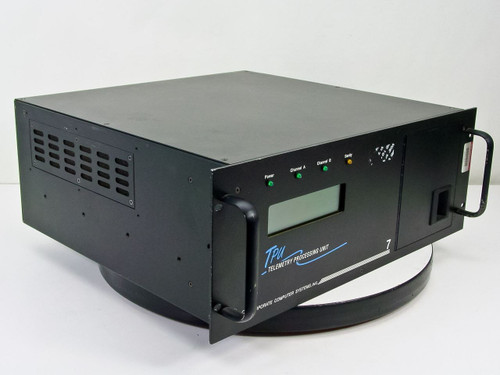 Corporate Computing Systems, Inc. Pentium 233 MMX Rackmount Controller Computer