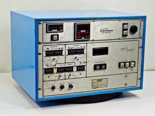 Kraft Dynatronix DC Pulse Reversing Metal Plating Power Supply -AS-IS BURNED BOA