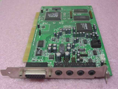 Creative Labs Sound Blaster AWE64 Sound Card (CT4500)