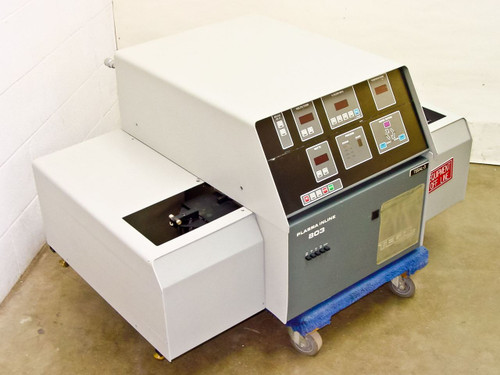 Tegal Inline Automatic Wafer RF Plasma Etcher As Is for Parts or Repair 803