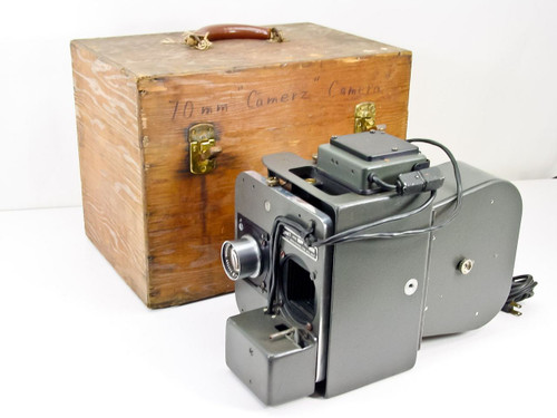 Photo-Control Corp Model 20  Camerz Long-Roll 70mm School Picture Day Camera
