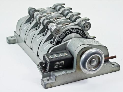 Hollywood Film Company  4 Gang 16mm Film Synchronizer 4.16